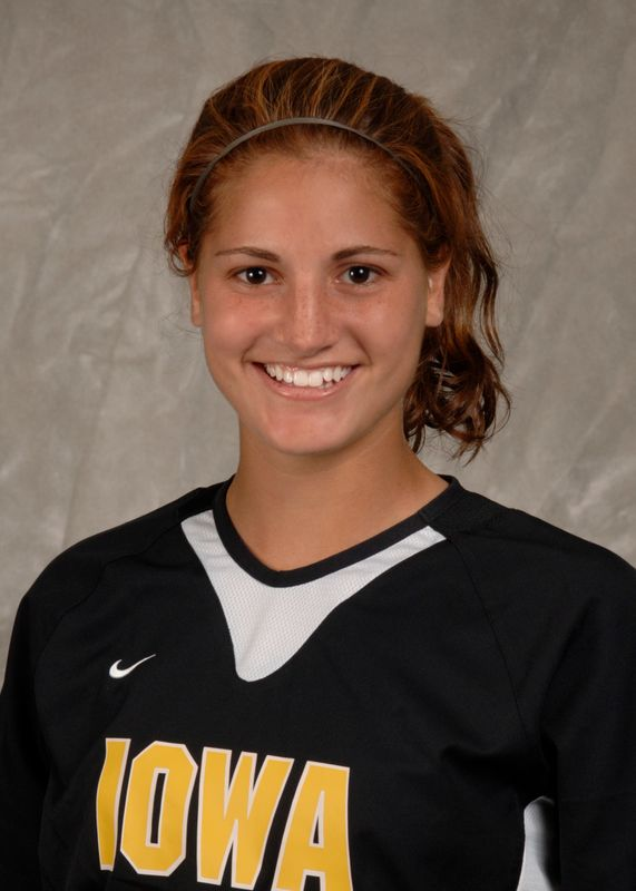 Jenna Aleo - Women's Soccer - University of Iowa Athletics