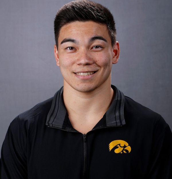 Brandon  Wong - Men's Gymnastics - University of Iowa Athletics