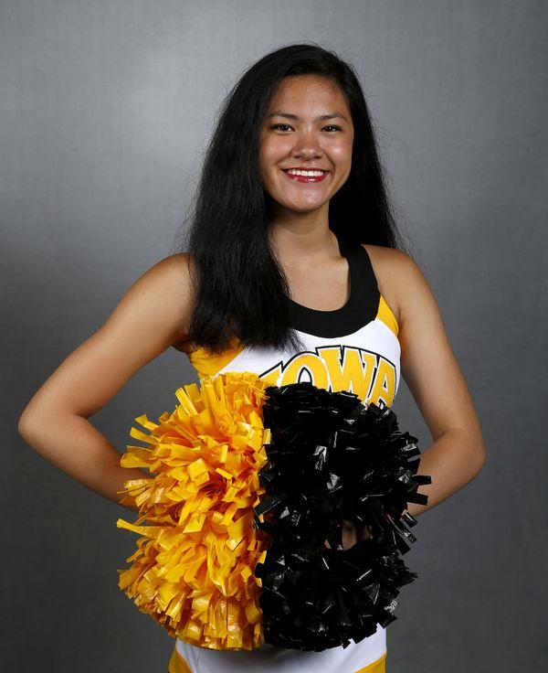 Katherine Boonyong - Spirit - University of Iowa Athletics