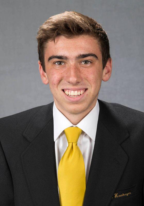 Christian Moore - Men's Cross Country - University of Iowa Athletics