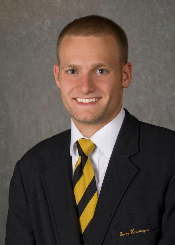 Kyle Noser - Men's Swim & Dive - University of Iowa Athletics