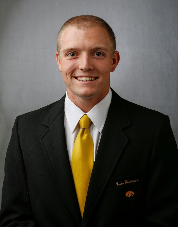 C.J. Eldred - Baseball - University of Iowa Athletics