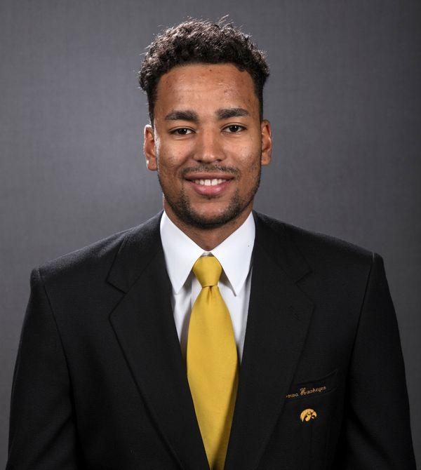 Dom Uhl - Men's Basketball - University of Iowa Athletics