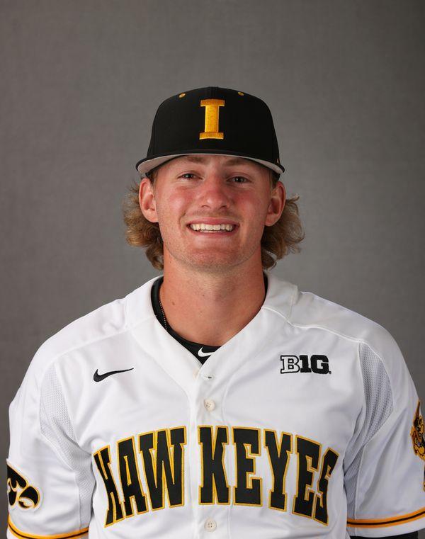 Brendan Sher - Baseball - University of Iowa Athletics