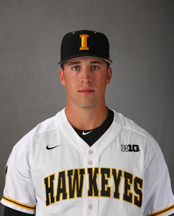 Ben Tallman - Baseball - University of Iowa Athletics