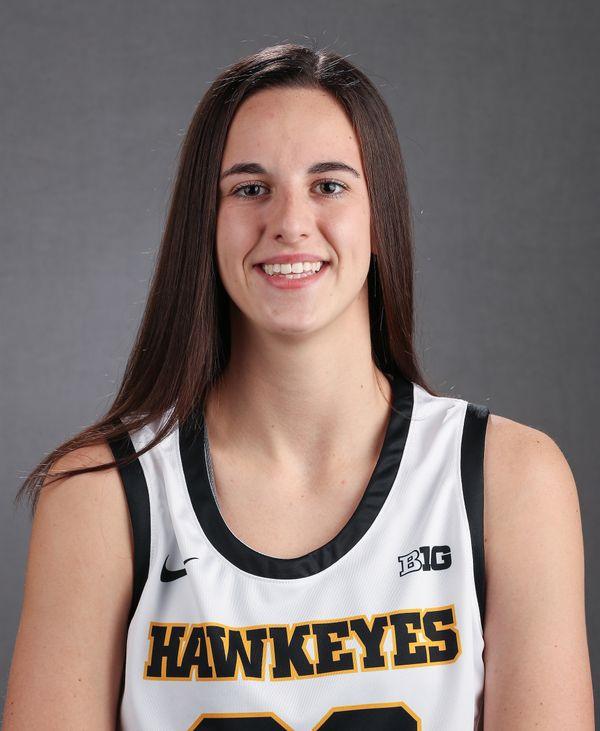 Caitlin Clark - Women's Basketball - University of Iowa Athletics