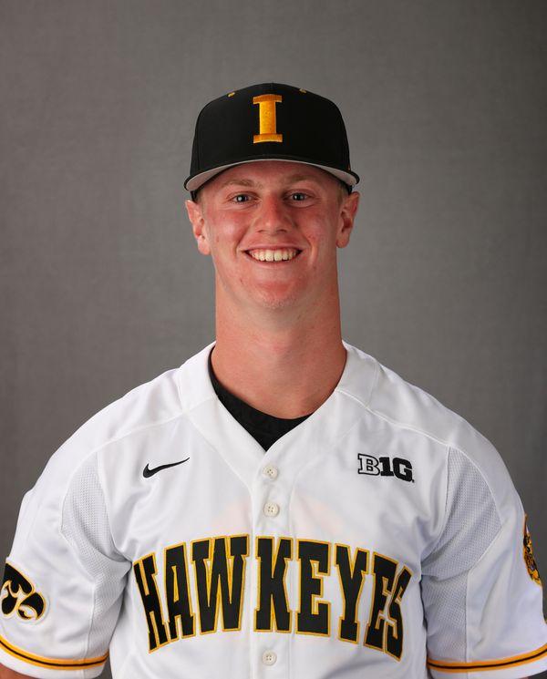 Sam Petersen - Baseball - University of Iowa Athletics