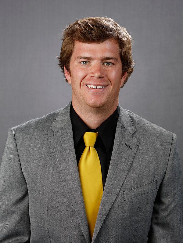 Zach Grant - Volleyball - University of Iowa Athletics