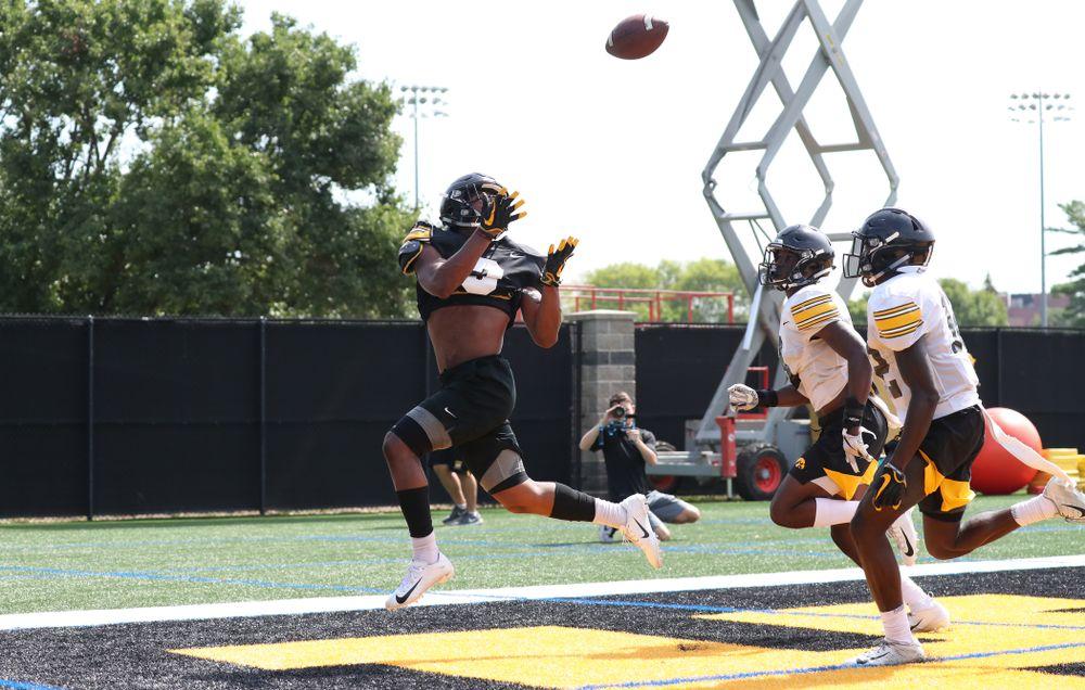 Iowa Hawkeyes wide receiver Tyrone Tracy Jr. (3)