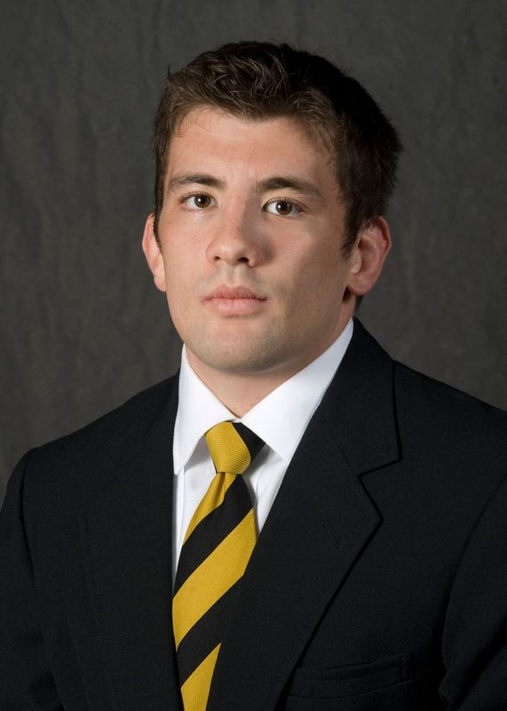 Aldon Isenberg - Wrestling - University of Iowa Athletics