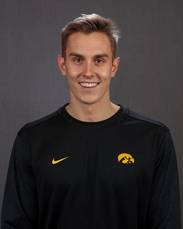 Thomas Pederson - Men's Swim & Dive - University of Iowa Athletics