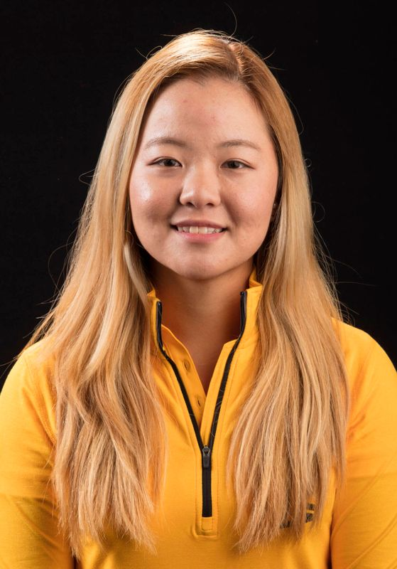 Anna Kim - Women's Golf - University of Iowa Athletics
