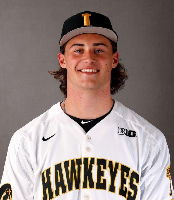 Brody Brecht - Baseball - University of Iowa Athletics