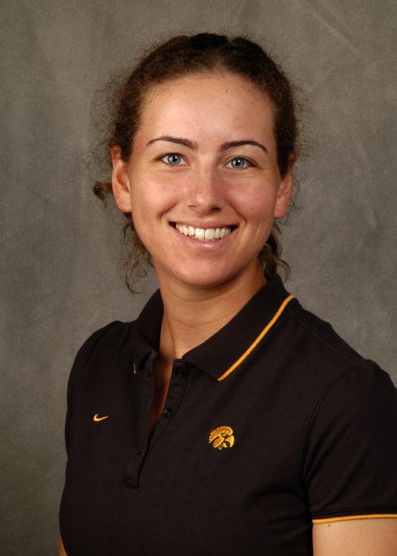 Alexis Dorr - Women's Tennis - University of Iowa Athletics