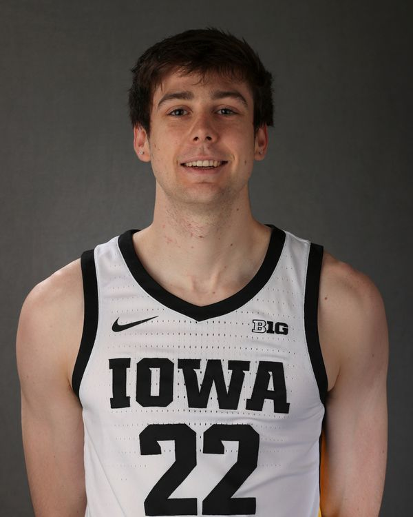 Patrick McCaffery - Men's Basketball - University of Iowa Athletics