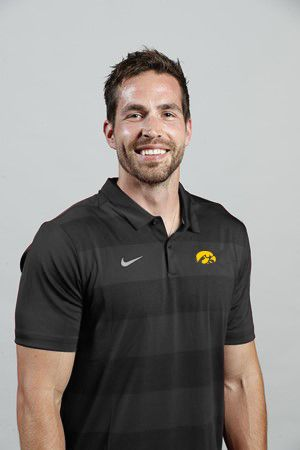 Dave Brown - Volleyball - University of Iowa Athletics