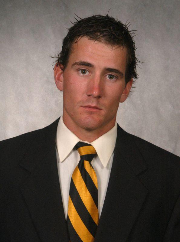Tim Gudex - Baseball - University of Iowa Athletics