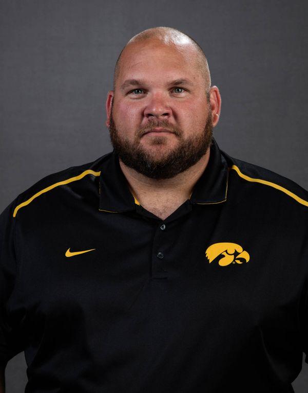 Quintin Garner -  - University of Iowa Athletics