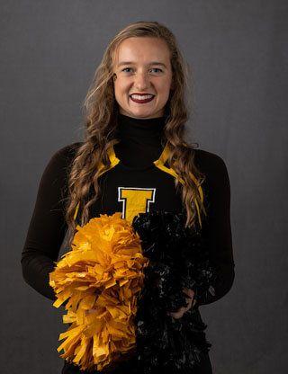 Jaclin Thompson - Spirit - University of Iowa Athletics