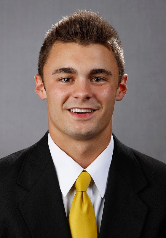Adam  LaRock - Baseball - University of Iowa Athletics