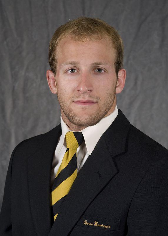 Aaron Janssen - Wrestling - University of Iowa Athletics
