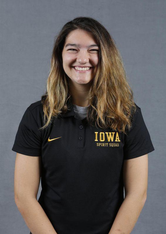 Emily Novick - Spirit - University of Iowa Athletics