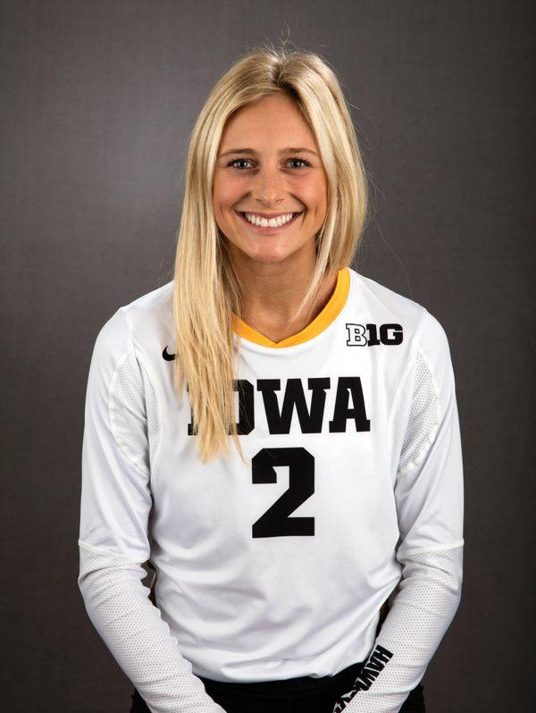 Libby Koukol - Volleyball - University of Iowa Athletics