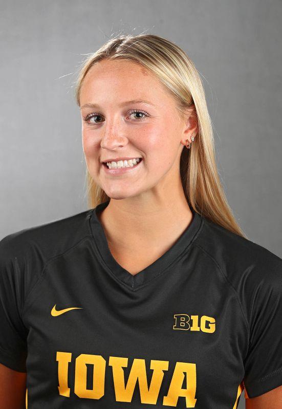 Hailey Rydberg - Women's Soccer - University of Iowa Athletics
