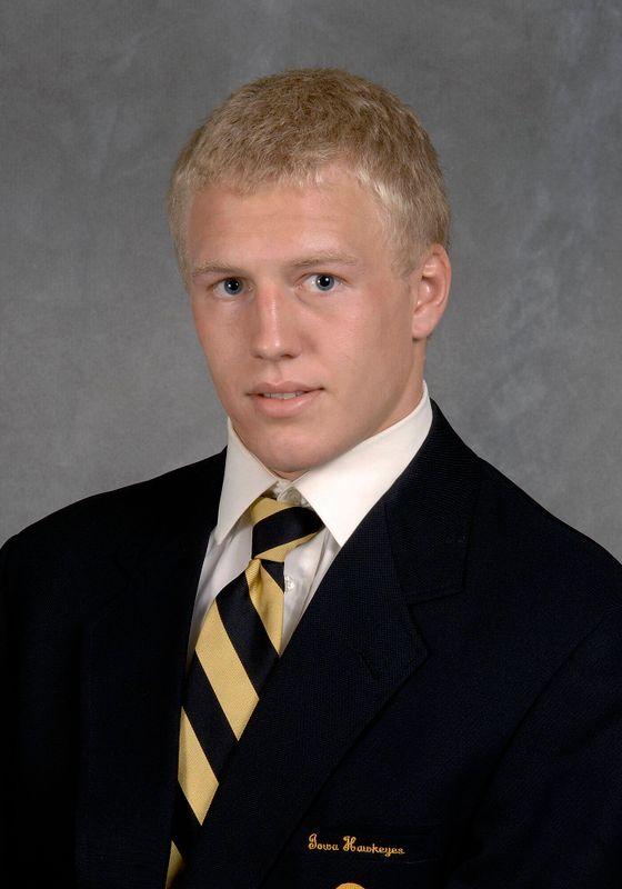 Nick LeClere - Wrestling - University of Iowa Athletics