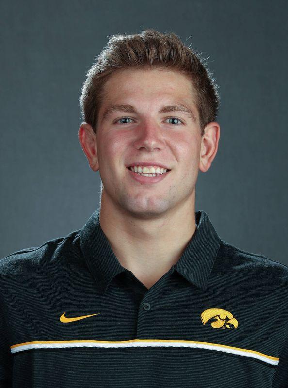 Andrew Simaz  - Wrestling - University of Iowa Athletics
