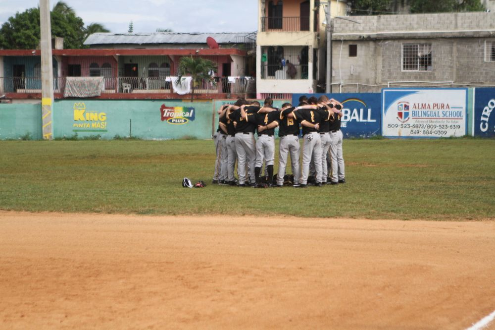 Iowa 9, Dominican Army National Team 4 Nov. 20, 2016 Photo: James Allan