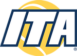 Intercollegiate Tennis Association logo