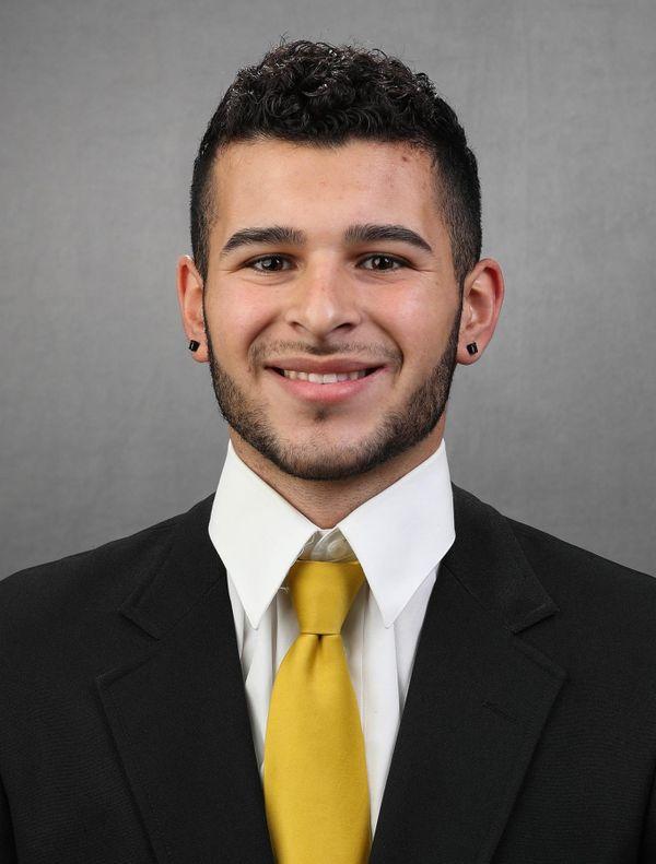 Lucas Amaya - Football - University of Iowa Athletics