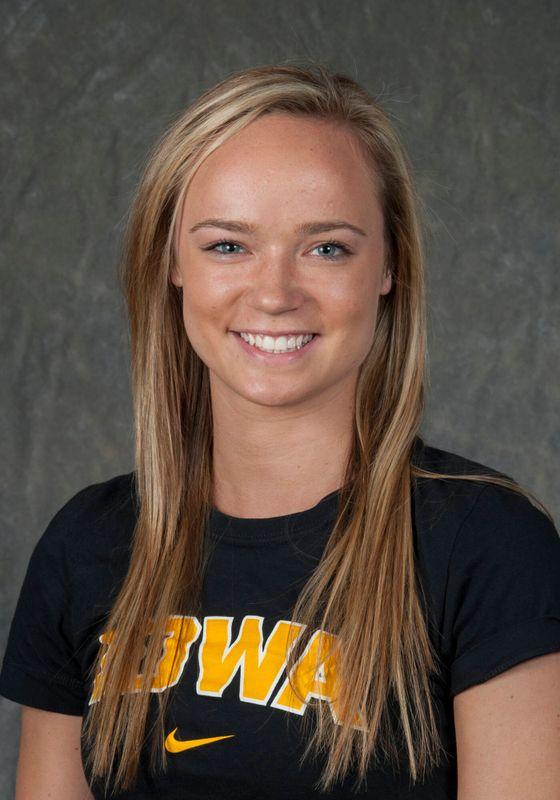 Tess Wilberding - Women's Cross Country - University of Iowa Athletics