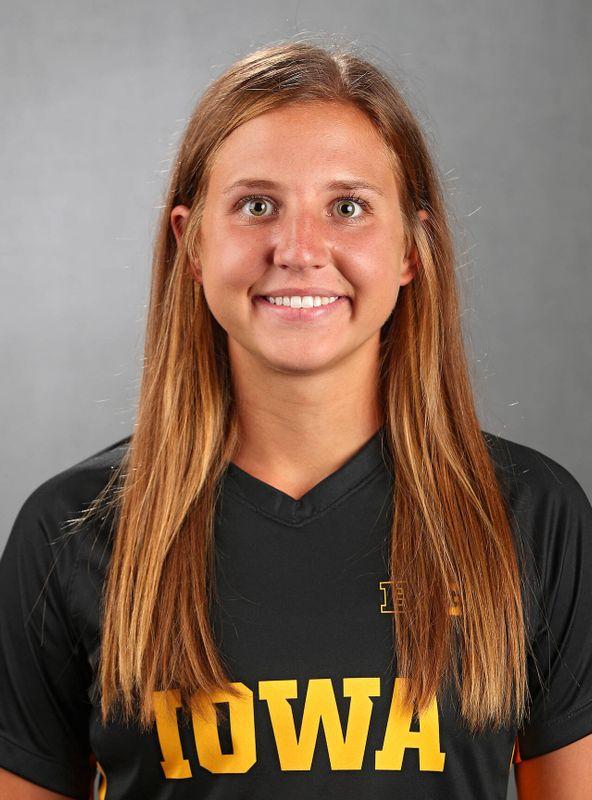 Olivia Hellweg - Women's Soccer - University of Iowa Athletics