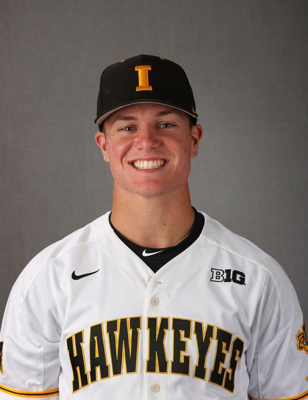 Alec Nigut - Baseball - University of Iowa Athletics