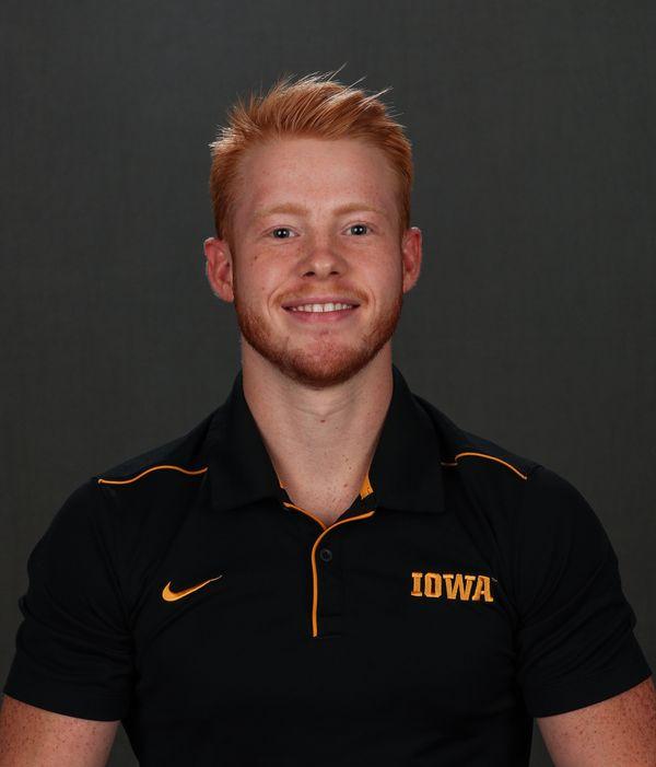 Peyton Hobson - Men's Gymnastics - University of Iowa Athletics