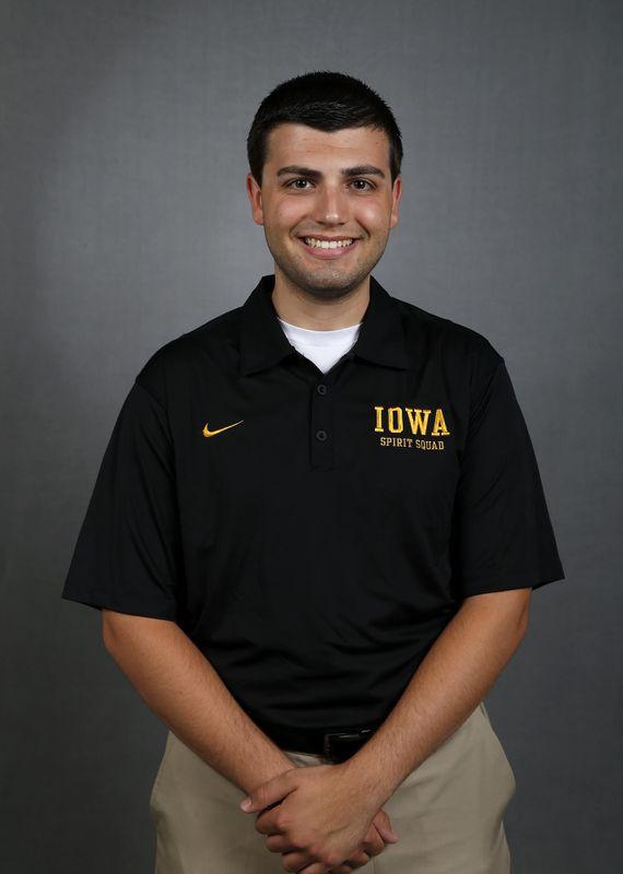 Anthony Caligiuri - Spirit - University of Iowa Athletics