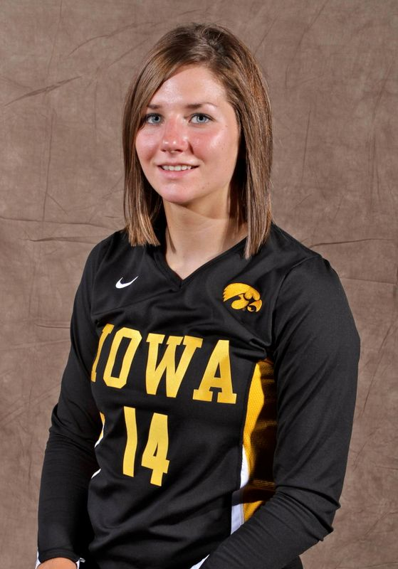 Megan Eskew - Volleyball - University of Iowa Athletics