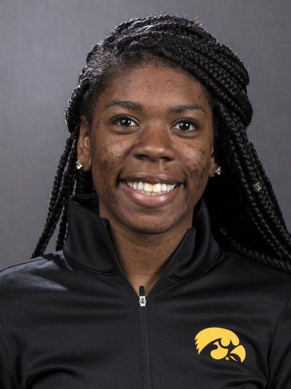 Kyara Avant - Women's Track & Field - University of Iowa Athletics