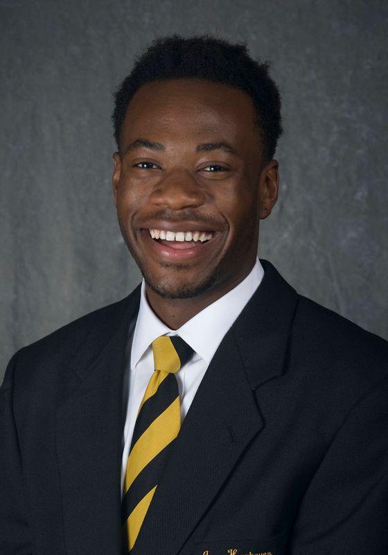 David Nsabua - Men's Track & Field - University of Iowa Athletics