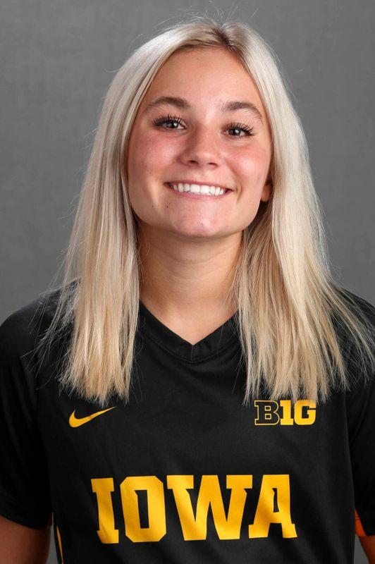 Annika Kassenbrock - Women's Soccer - University of Iowa Athletics