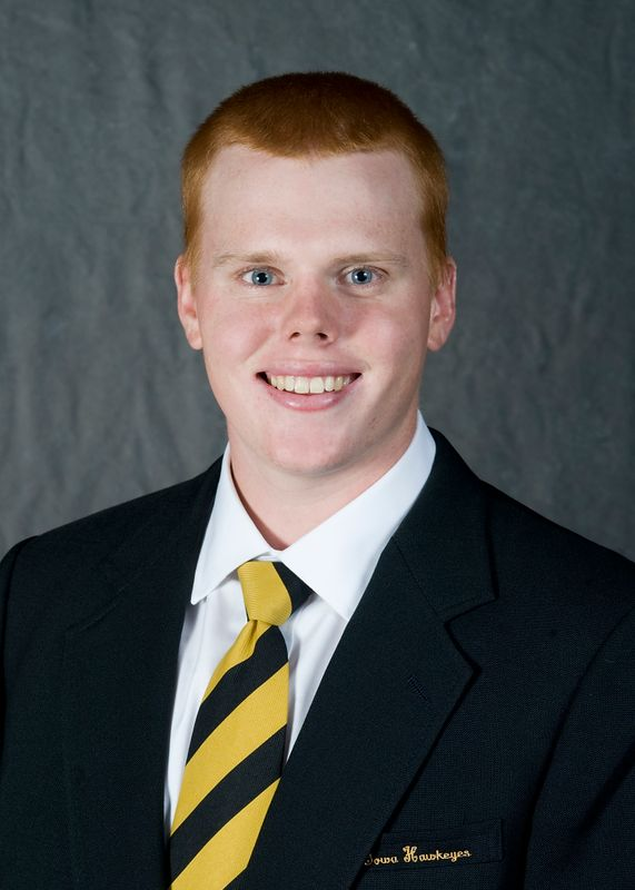 Aaron Smit - Baseball - University of Iowa Athletics