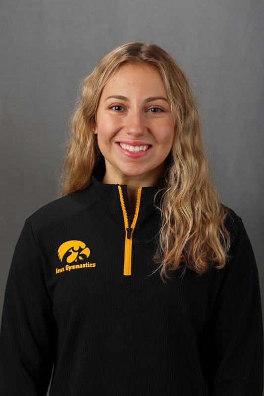 Alex Greenwald - Women's Gymnastics - University of Iowa Athletics
