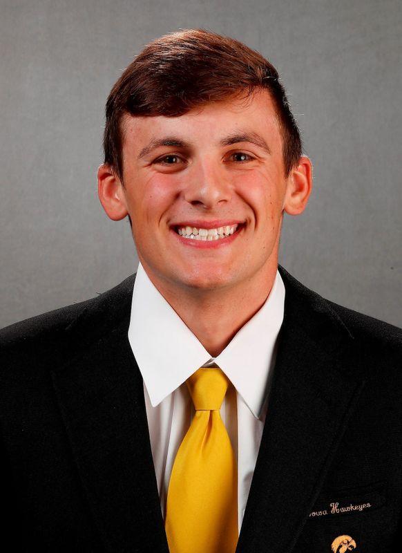 Brayden Frazier - Baseball - University of Iowa Athletics