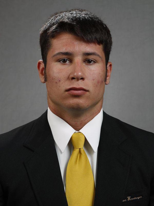 Turner Pallissard - Football - University of Iowa Athletics
