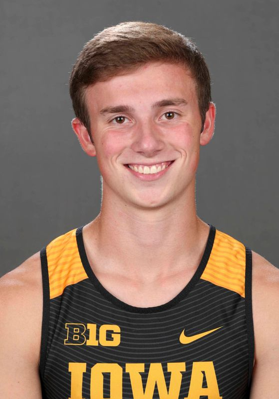 Drake Woody - Men's Track & Field - University of Iowa Athletics