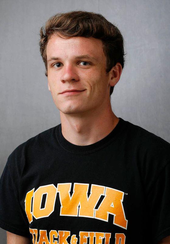 Ryan Dorman - Men's Track & Field - University of Iowa Athletics