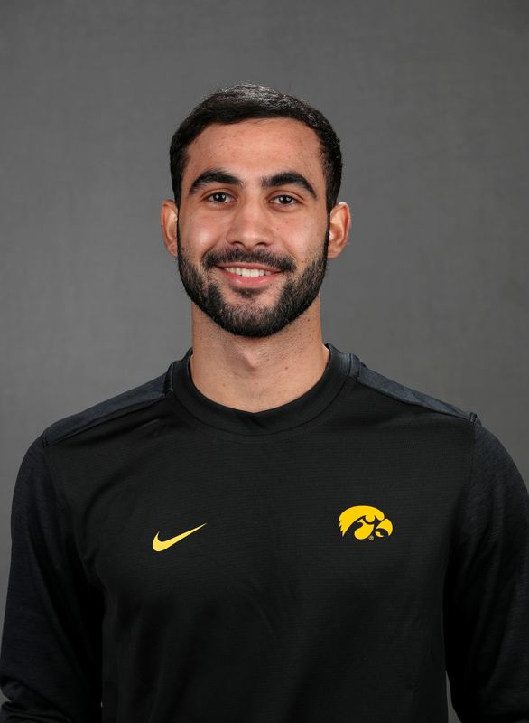 Mohamed Neuman - Men's Swim & Dive - University of Iowa Athletics