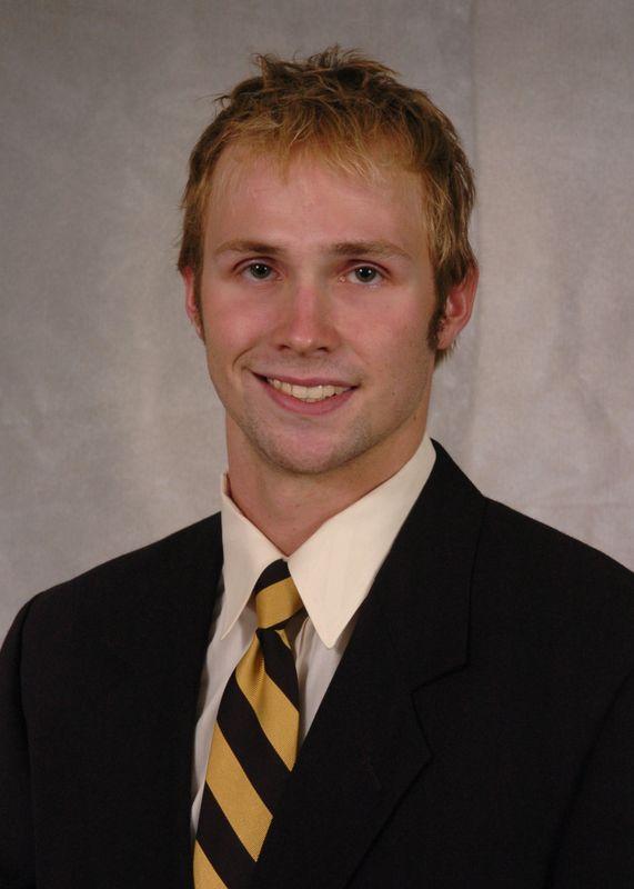 Brad Jones - Men's Swim & Dive - University of Iowa Athletics